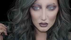 halloween ghost makeup ideas ghost halloween makeup tutorial ft new makeup geek matte