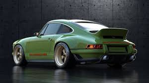 green porsche 911 autoblog on twitter