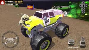 3d monster truck racing 3d monster truck parking game buffalo monster truck vehicle