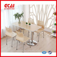 fast food restaurant dining table set fast food restaurant dining