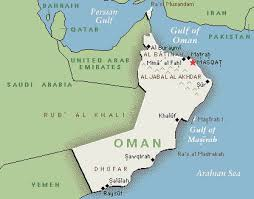 map of oman placestours com oman hotels and resorts map of oman