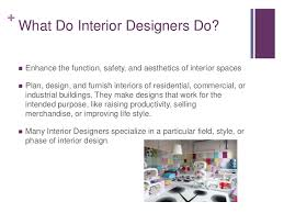what is an interior decorator what does interior designer do