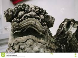 foo dog statue thailand statue foo dog stock image image of thailand 70602647