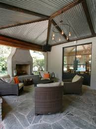 Metal Patio Covers Cost I Want This Porch Cover Just Imagine Sitting Under There When It