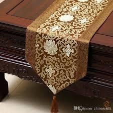 luxury damask table runner brown table runner bronze velvet and damask table runner brown paper