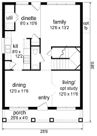 500 square feet house plans