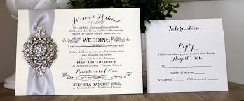 wedding invitations toronto best wedding invitations online canada yaseen for