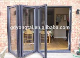Aluminium Folding Patio Doors Folding Patio Doors Prices Folding Patio Doors Prices Suppliers