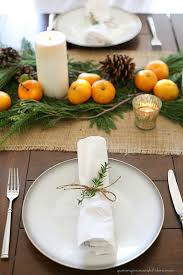 simple table decorations for christmas party korean bbq chickpea bento bowls dinner table dinners and natural