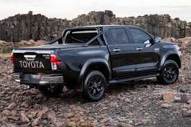 2017 toyota hilux trd released behind the wheel