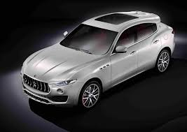 maserati trident maserati levante priced from 72 000 us sales start next month