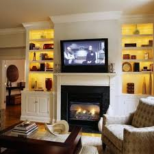 Bookcase Fireplace Designs 113 Best Fireplaces Images On Pinterest Fireplace Ideas