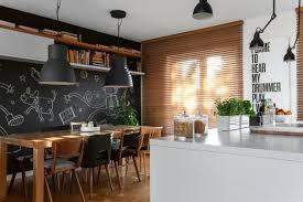 cuisine mur noir cuisine mur noir fabulous mur de cuisine sur idees