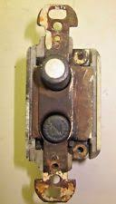 old push button light switches classic accents single pole antique reproduction push button light