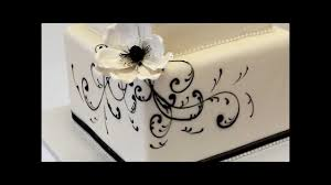 black and white wedding cakes black and white wedding cake wedding cake idea wedding cake