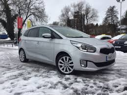 mpv car kia used kia carens cars for sale motors co uk