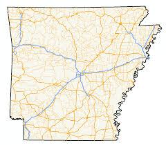 Fayetteville Ar Map Arkansas Scenic Byways Wikipedia