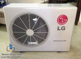 lg inverter v air conditioner review price with u0026 cold features