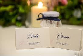 Placecards Place Cards Menus U0026 Table Numbers Invited In Style