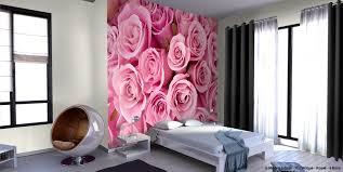 4 murs papier peint chambre