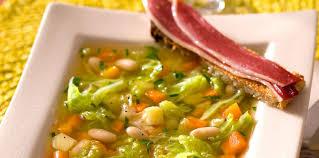 cuisine landaise garbure landaise facile et pas cher recette sur cuisine actuelle