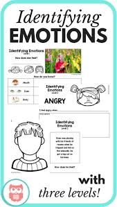 Special Education Worksheets Top 25 Best Emotions Activities Ideas On Pinterest Expressing