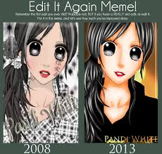 How To Edit Meme Pictures - edit it again meme by xxrainbowfreak on deviantart