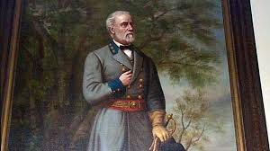 naacp says robert e lee painting must be removed because it s