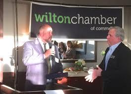 gmw wins award at wilton chamber 25th anniversary celebration