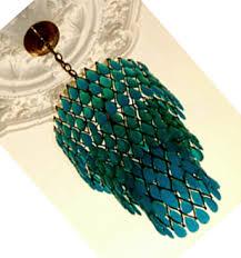 turquoise chandelier turquoise chandelier