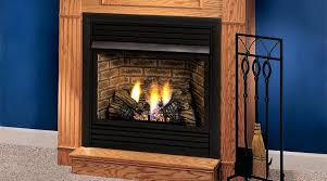 vent free gas fireplace insert safety installation inserts with er