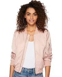 light bomber jacket womens new savings on bb dakota cayleigh light bomber jacket navy
