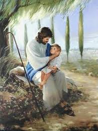 He Is My Comforter Jesus The Perfect Comforter Follow The Light