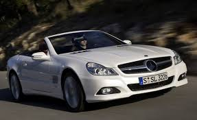 mercedes benz silver lightning 2009 mercedes benz sl550 and sl600 first drive review reviews
