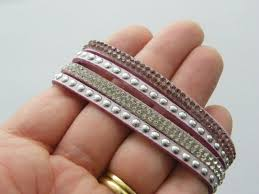 rhinestone bracelet charms images Bangles and bracelets findings charms pendants and findings jpg