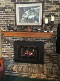 fireplace conversion part 20 greatco 29 in electric fireplace