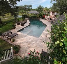 james island backyard sanctuary aqua blue pools