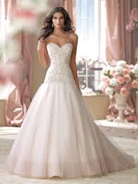 wedding gowns 2014 organza tulle sweetheart neckline a line wedding dress 114270