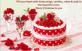 latest merry christmas hd widescreen wallpapers 2012