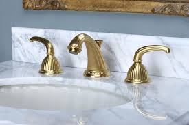 Gold Bathroom Fixtures Bathroom Faucet Antique Gold Bathroom Faucets Brass Widespread