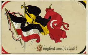 Ottoman Germany Conflicts Create Strange Bedfellows Timeline