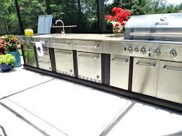 prefab outdoor kitchen grill islands outdoor kitchen grill cabinets re program