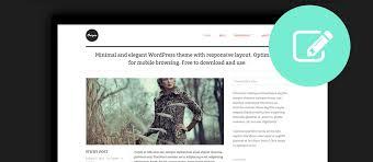 wordpress search layout 50 best free personal blog wordpress themes 2017