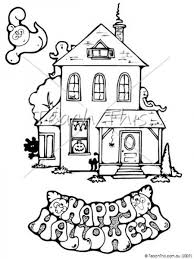 homely design halloween coloring pages teachers creative