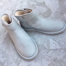 ugg rella sale 36 ugg shoes ugg australia rella light gray moto ankle boot