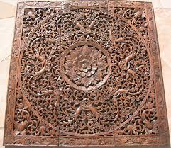 carved teak panel teak wood panels teak wood carvings