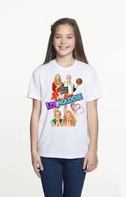 Liv And Maddie California Style by Brand New T Shirt Disney Liv And Maddie Tv Show Tvs Dove