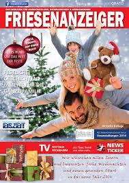 G Stige U K Hen Friesenanzeiger Weihnachtssonderausgabe 2013 By New Media Works