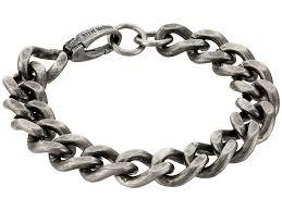 bracelet silver mens images Shoes top trends steve madden mens jewelry link bracelets sale jpg