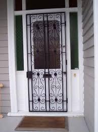 Iron Door Design India